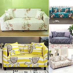 4 Seat Home Elastic Fabric Sofa Cover Sectional/Corner Couch