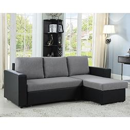 Coaster Home Furnishings 503929 Living Room Sectional Sofa,
