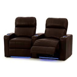Octane Seating - Turbo Xl700 2-seat Curved Power Recline Hom