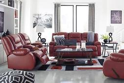 Ashley Vacherie 79306 Reclining Sectional Sofa Set 3pcs in S