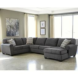 Flash Furniture Benchcraft Sorenton 3-Piece RAF Sofa Section