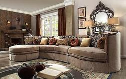 BRAND NEW HOMEY DESIGN HD-1627 COUCH SECTIONAL SOFA