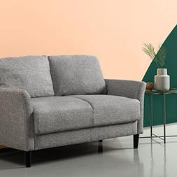 Zinus Jackie Classic Upholstered 53.5 Inch Sofa Couch / Love