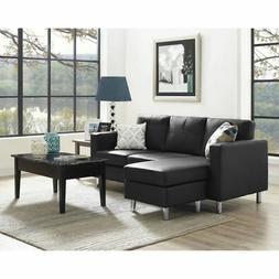 Configurable Modern Sectional Sofa Ideal for Small Spaces Ch