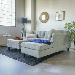 contemporary grey sectional sofa microsuede