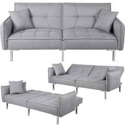convertible sleeper sofa bed sectional futon couch