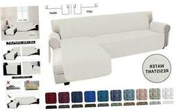 Easy-Going Sofa Slipcover L Shape Sofa Cover Sectional Couch