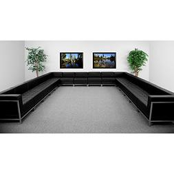 Hercules Imagination Series U-Shape Sectional Configuration,