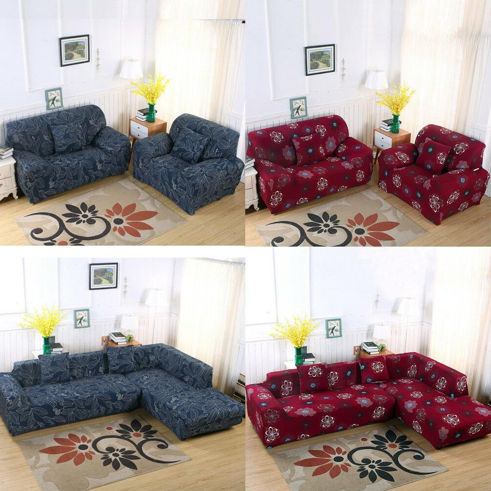 Blue Cover Sectional Corner L 2 3