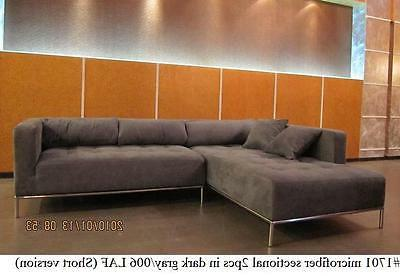 2PC Fabric Sectional #1701 beige