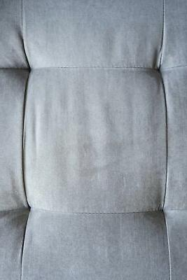3 Tufted Grey Sectional Couch