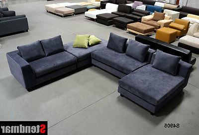 4PC EURO DESIGN SECTIONAL S4905