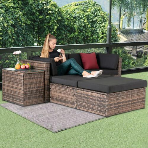 Sectional Couch Patio