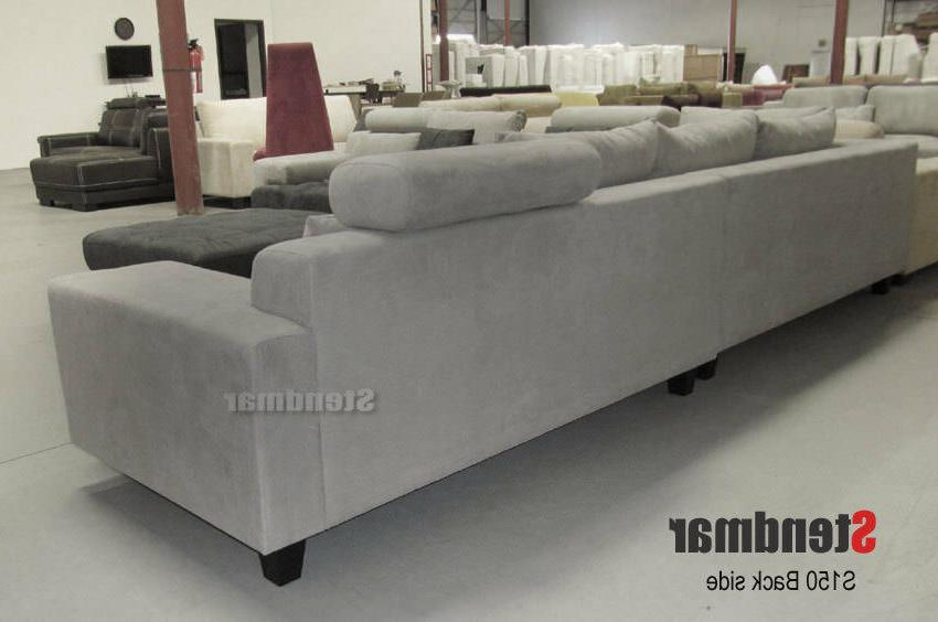 5-Piece Fabric Sofa S150RG