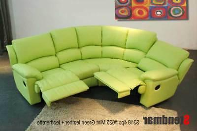 6PC NEW SOFA 2-RECLINERS S318