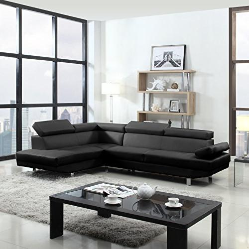 Casa Andrea Piece Leather Sectional