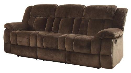 Homelegance 9636-3 Laurelton Textured Plush Microfiber Motio