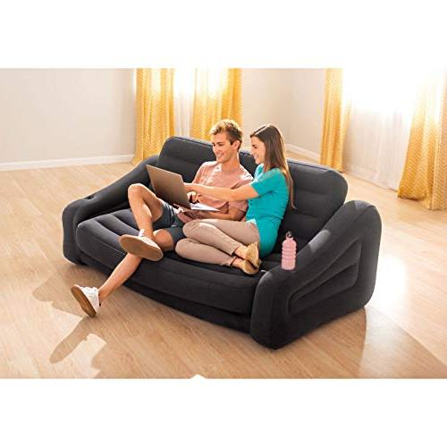 "Intex Sofa Bed, 87"" X 26"","