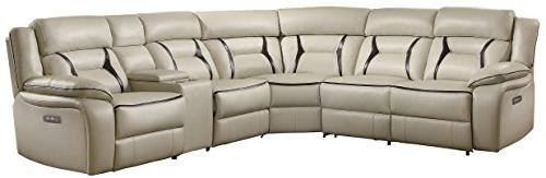 amite power reclining sectional sofa