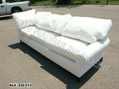 Pottery Sectional SOFA MAIZE TWILL FABRIC
