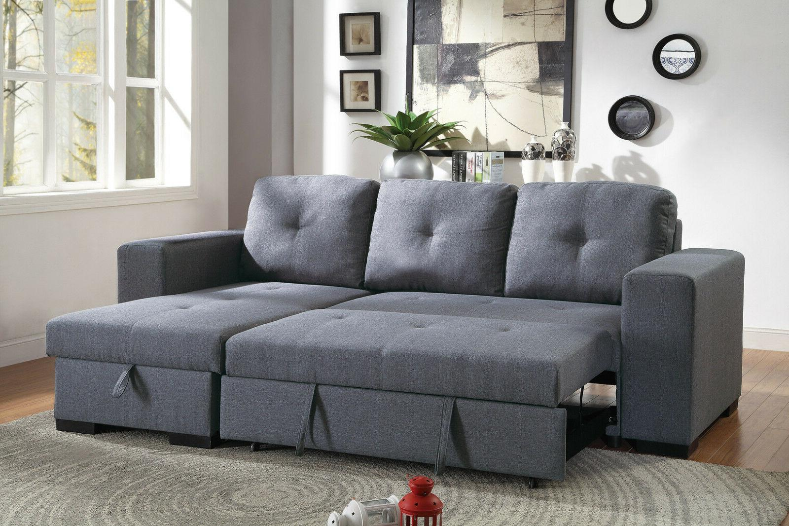 Poundex F6910 Sectional