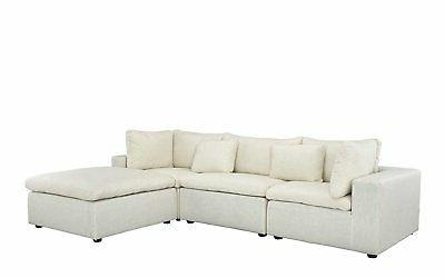 Classic Sectional Couch