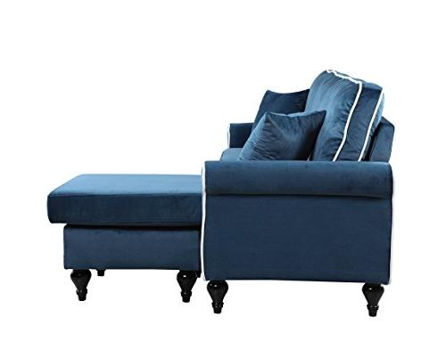 Madison Space Sectional with Reversible Chaise