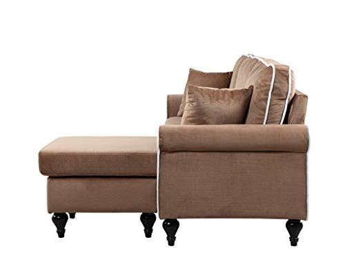Classic Space Sofa with Reversible