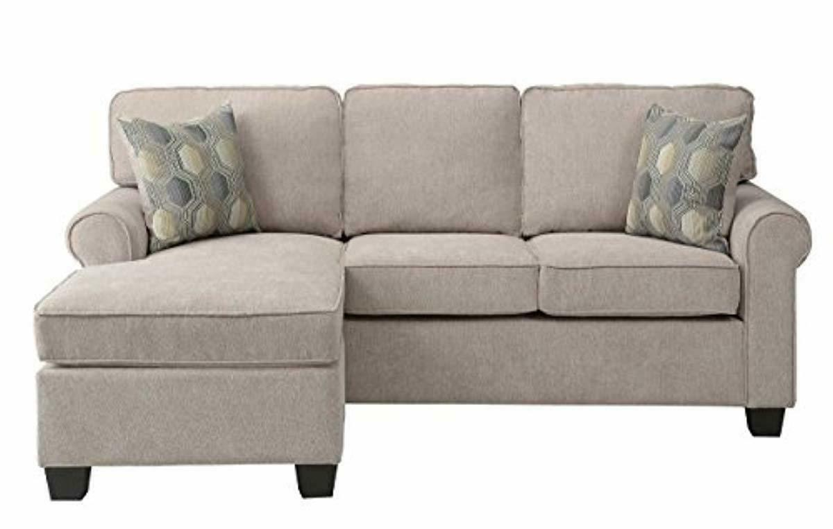 Homelegance Sectional Accent Beige