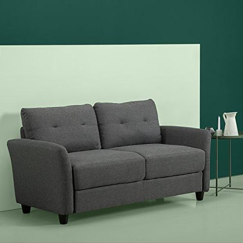 contemporary upholstered sofa couch loveseat