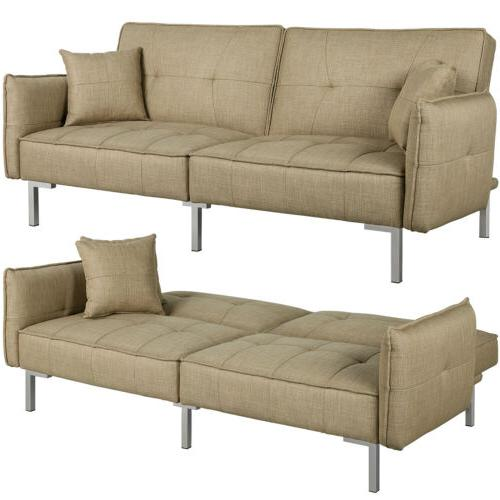 convertible sleeper sofa bed couch pull out