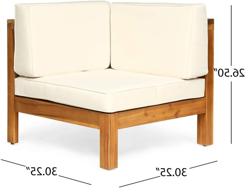 Great Dawson Outdoor V-Shaped Set - 5-Seater Aca