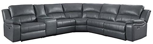 falun power reclining sectional sofa
