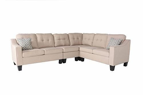 Oliver Sectional Beige
