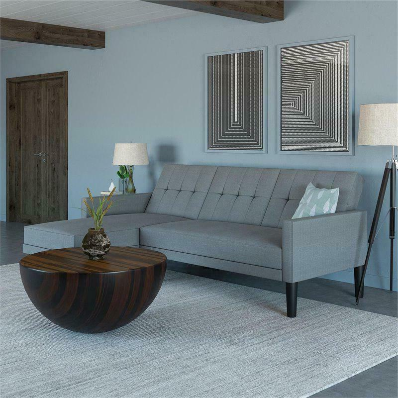 DHP Small Sectional in Light