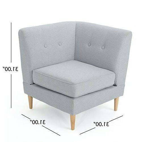 Set Tufted Sectional