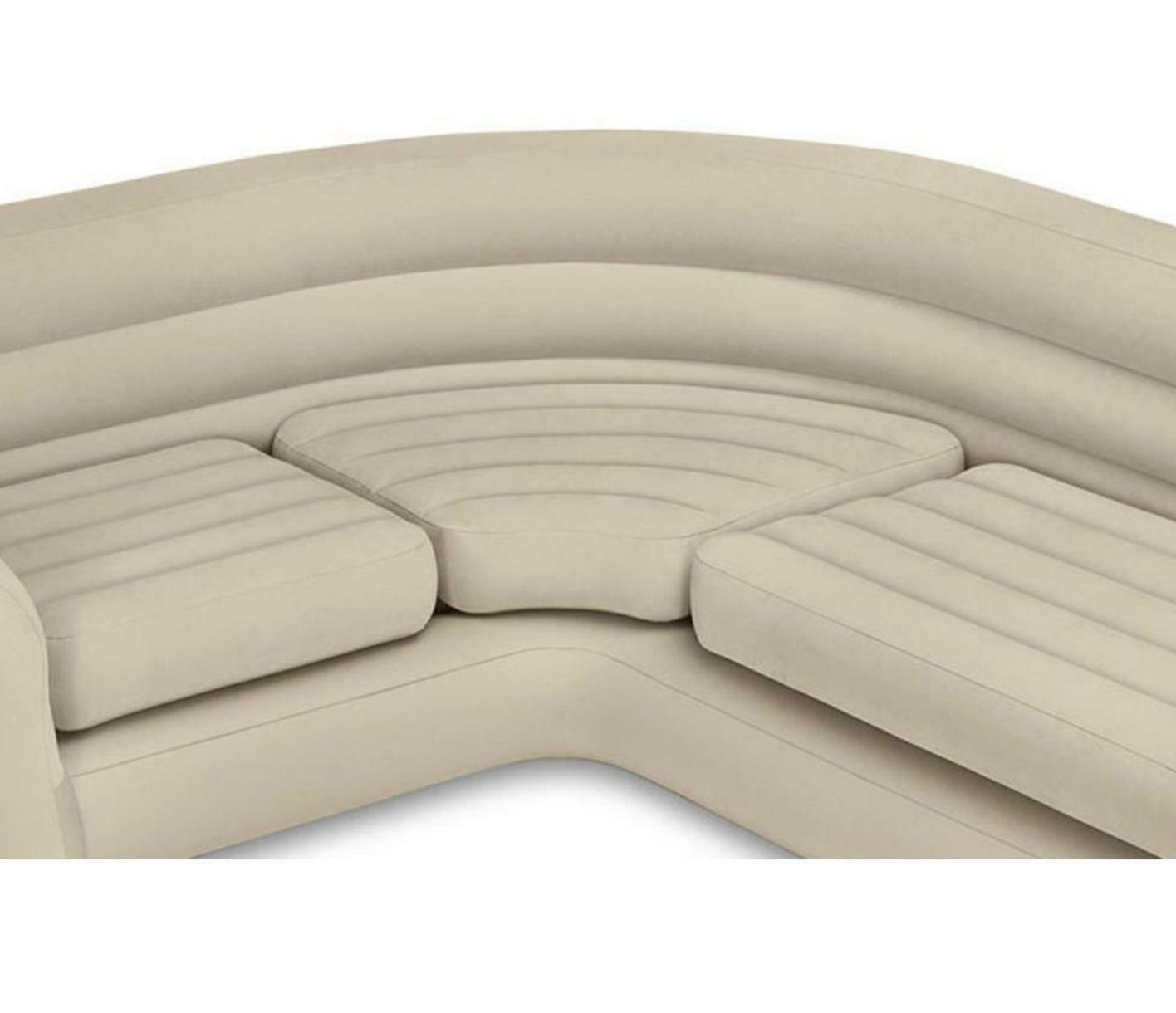 Inflatable Bed Couch Sofa Sectional Room