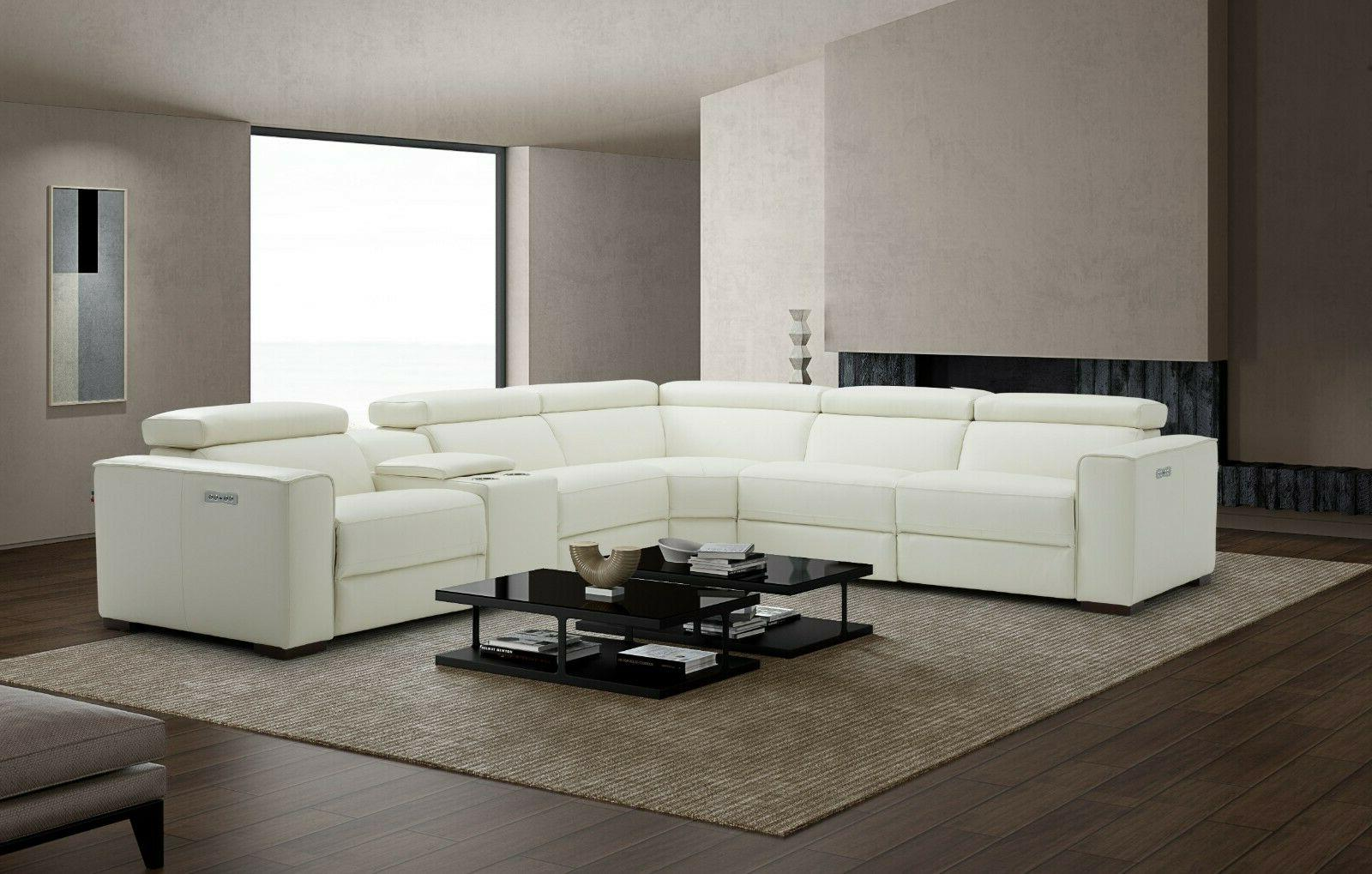 J&M Picasso Sectional Sofa
