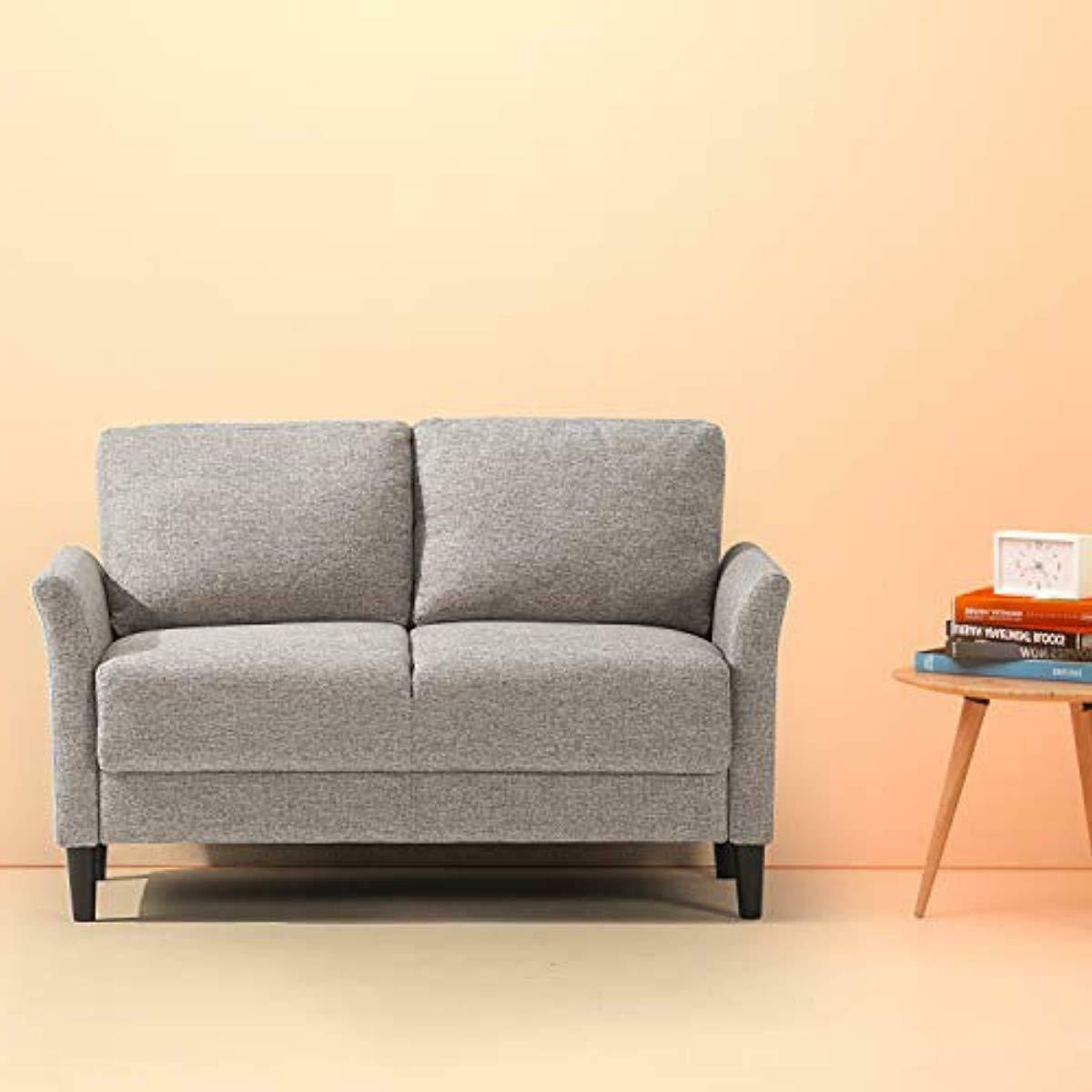 jackie classic upholstered 53 5 inch sofa
