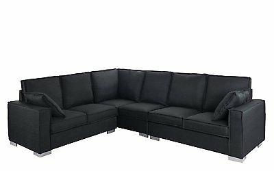large 101 2 living room fabric sectional