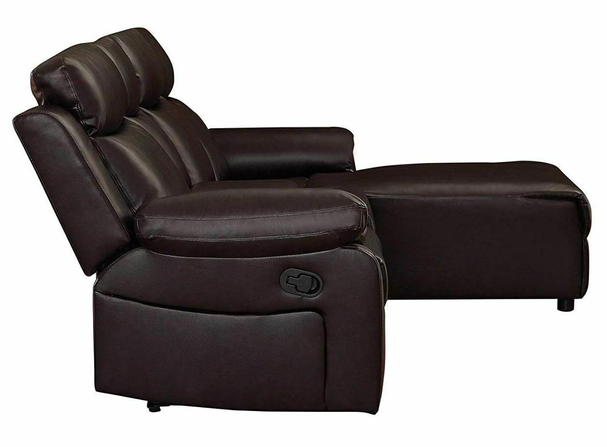 Large With Recliner Lounge
