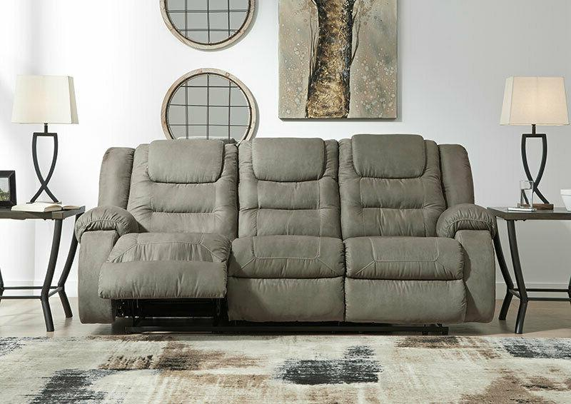 MANTARO Living Room Furniture Couch Microfiber Reclining