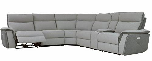 Tone Power Reclining Sectional