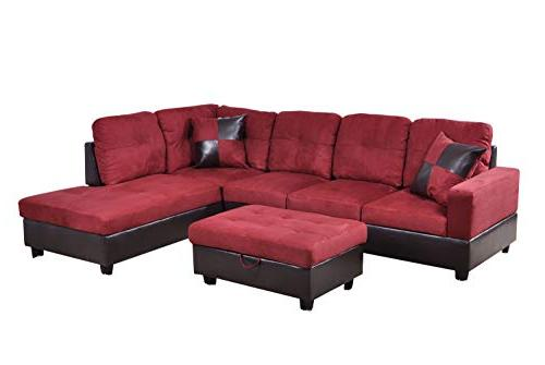 microfiber faux leather contemporary right