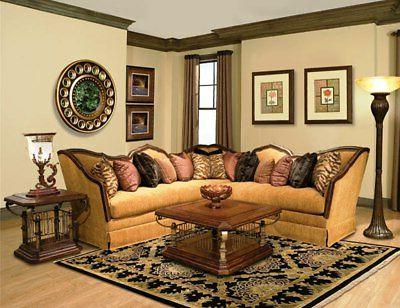 mirella chenille fabric upholstery sectional sofa