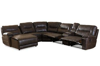 Baxton Mistral Sectional Lounge