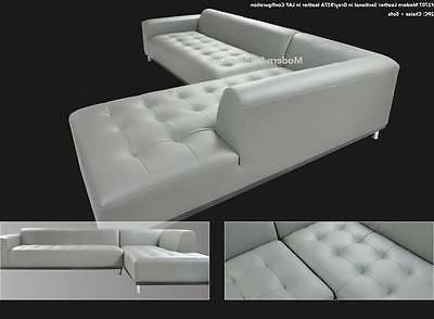 Modern Sectional chaise 3 pieces set #1707