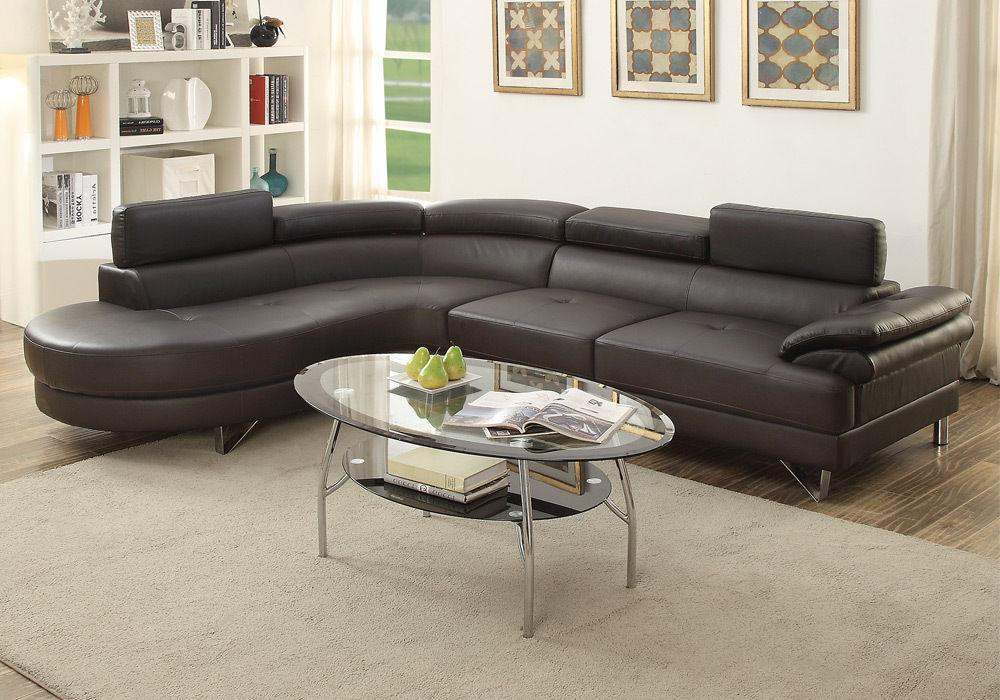 modern curved sectional sofa couch round chaise