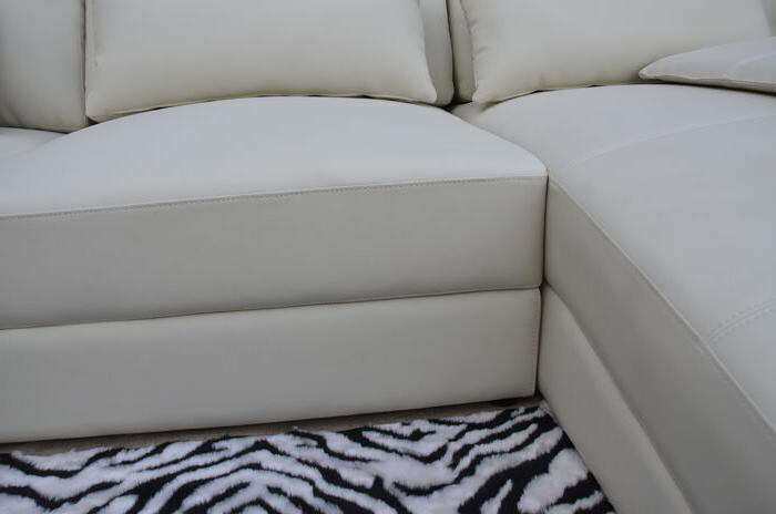 Italian Sectional with built Light