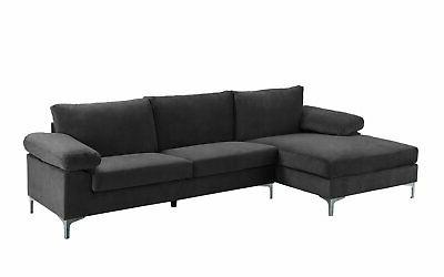 Modern Sectional Wide
